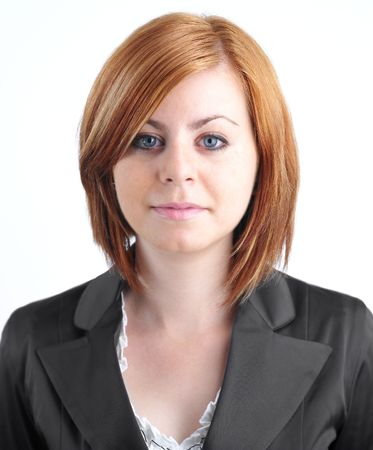 Business woman portrait Stock Photo - 2286871