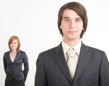entrepeneur: Business series Stock Photo