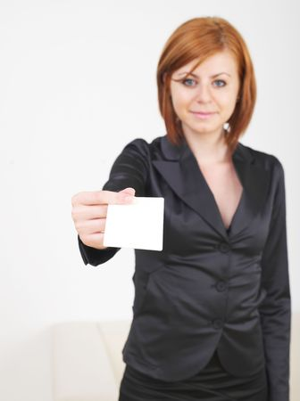 Business card Stock Photo - 2290879