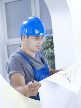Construction series Stock Photo