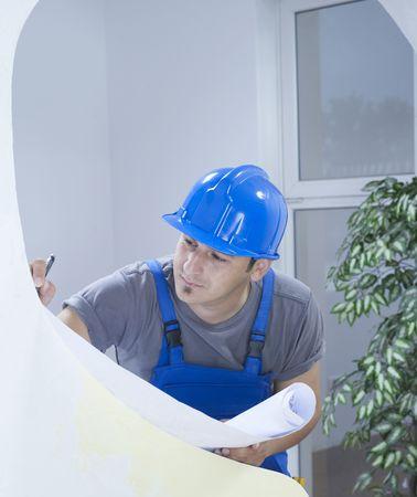 Construction series photo