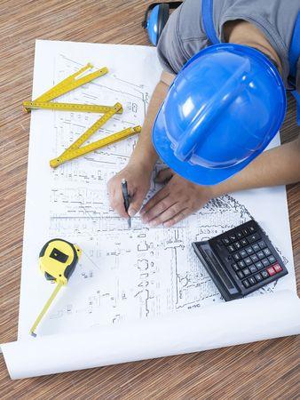 Construction series Imagens
