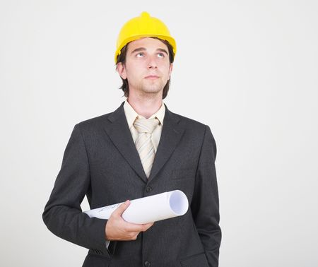 contracting: Construction series Stock Photo