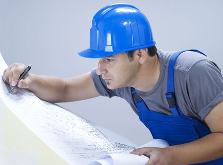 Construction series Stock Photo - 2290875