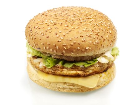 frites: Burger series