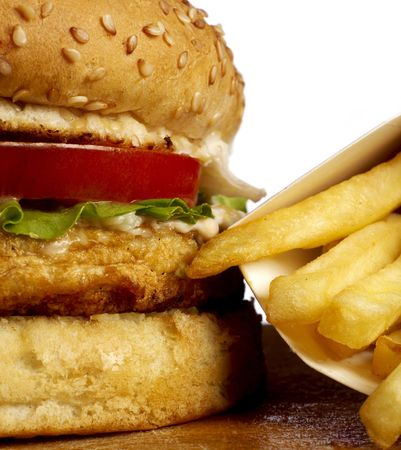 Burger s�rie