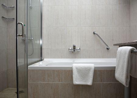 Bathroom series Banque d'images