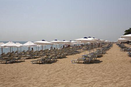 Beach series Stock Photo - 3250452
