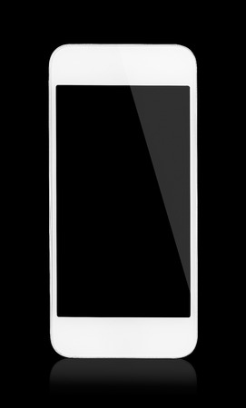black out: Smart phone