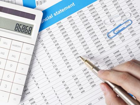 financial performance: Financial Statement Analysis