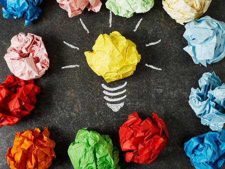 semaforo rojo: El simple idea pra siempre es la mejor