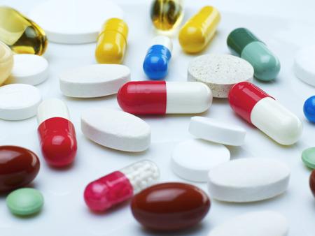 Pills Banque d'images - 36768993
