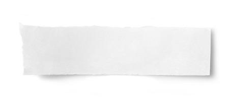 dopisní papír: Torn Papír Reklamní fotografie