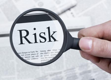 Risiko unter Lupe