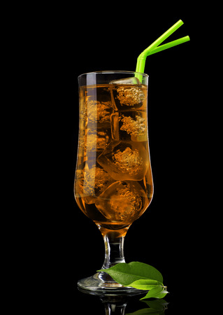 frozen drink: Ice tea