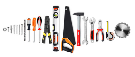 home addition: Work tools