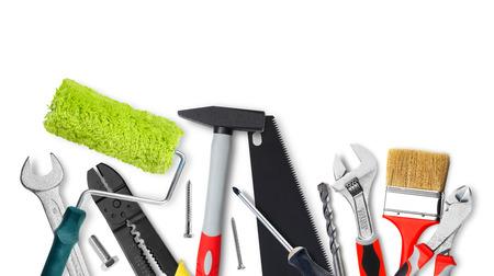 home improvements: Renovation tools