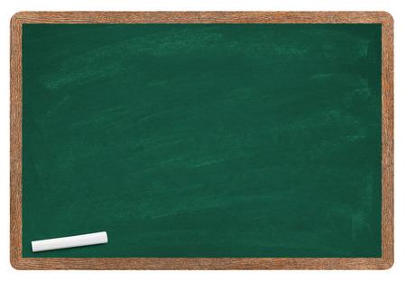 Tafel mit Kreide Lizenzfreie Bilder