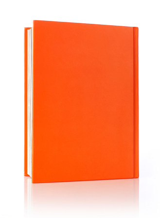 book isolated: Book cover