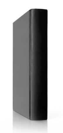 spine: Black book spine