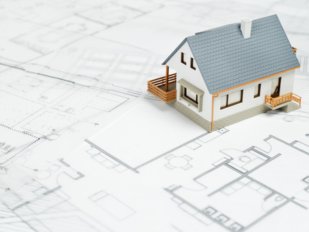 Biens immobiliers Banque d'images - 39718537