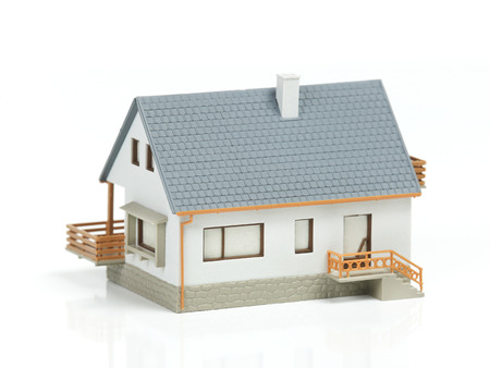 artificial model: House