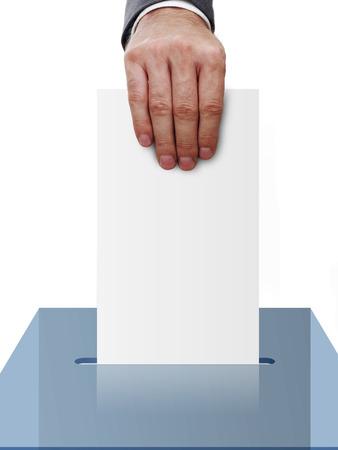 secrecy of voting: Vote