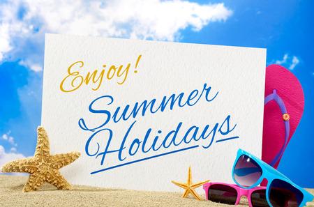 vacation  summer: Summer holidays