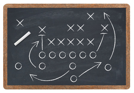 x sport: Football strategy