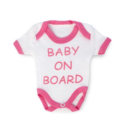 sleepwear: Baby on board