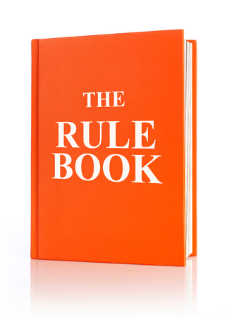 instruction manual: The rule book