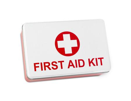 First aid kit 免版税图像 - 40887327