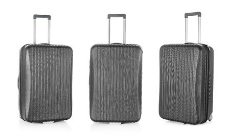 studio shots: Suitcases