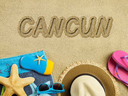 Vacation in Cancun photo