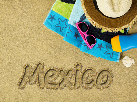Vacation in Mexico photo