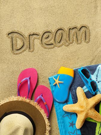 Dream vacation photo