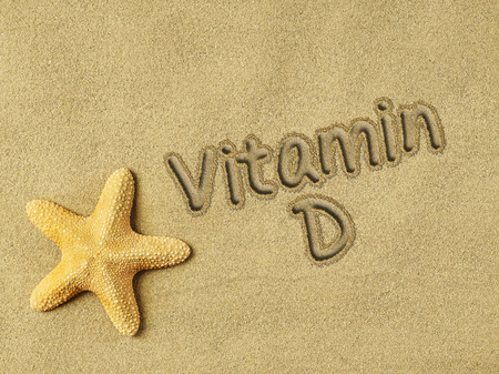 Vitamin D Stock Photo