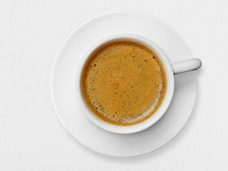 filiżanka kawy: Filiżanka kawy Zdjęcie Seryjne