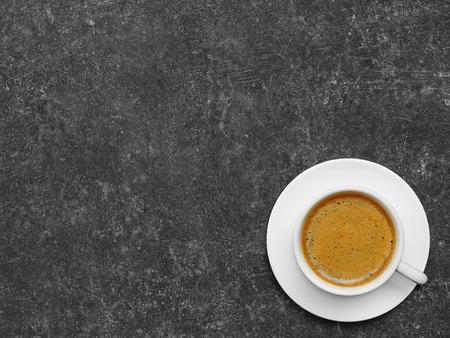 taza cafe: taza de café en la madera Foto de archivo
