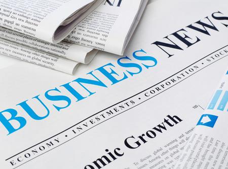 비즈니스 뉴스 스톡 콘텐츠 - 43205726