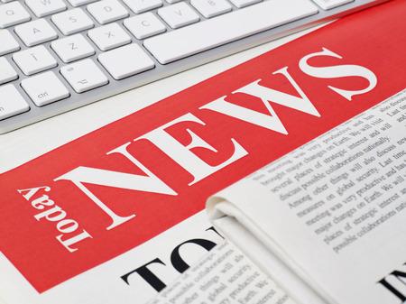 printed media: Today news