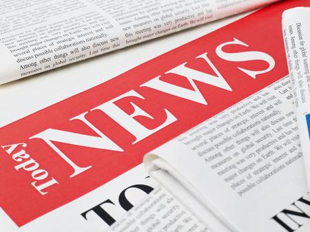 printed media: News