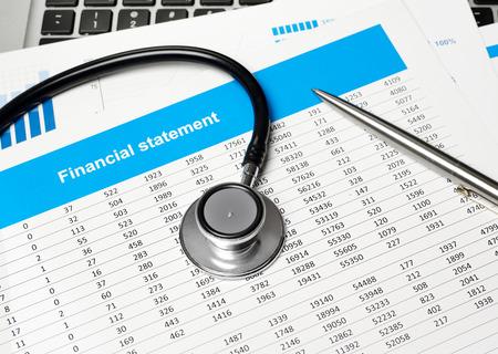 height chart: Financial exam