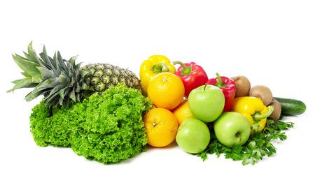 naranja fruta: Fruits and vegetables