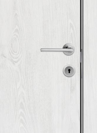 door handle: Door handle