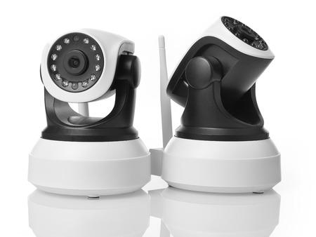 optical instrument: Home surveillance cameras