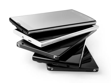 mobile phones: Mobile phones sack
