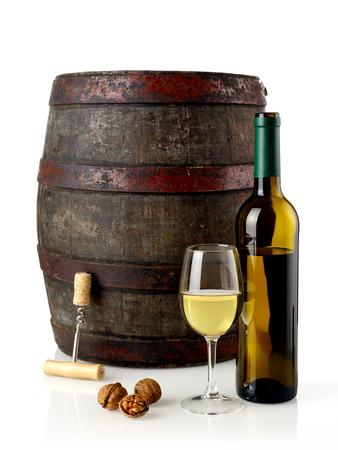 barrels: Wine and barrel