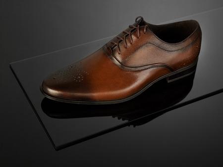 black business men: Brown men shoe