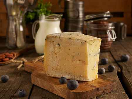 leche: Rustic cheese